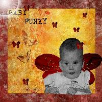 BABY FUNKY FAIRY ANNIE