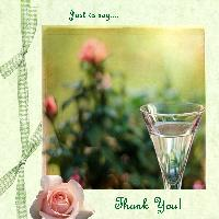Just to say Thank You