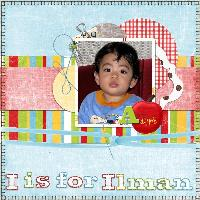 - I is for Ilman -