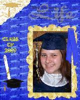 Trishia Graduation 2