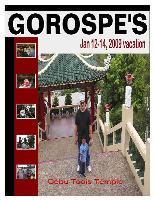 Gorospe's Vacation