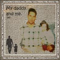 My Daddy And Me