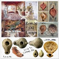 Roman Oil House Lamps