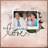 Four Generations of Love II