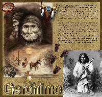 American Indian Chiefs ~ Geronimo