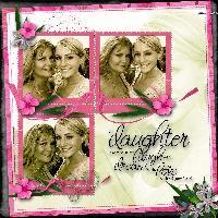 ~Mother & Daughter Hugs~
