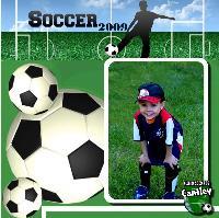 Soocer Player