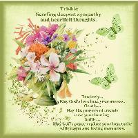 For Trishie