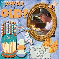 Happy 46th Birthday Troy