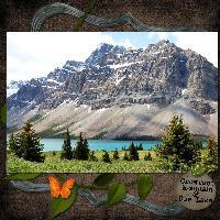 Crowfoot Mountain 1