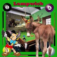 Pinocchio's Friend