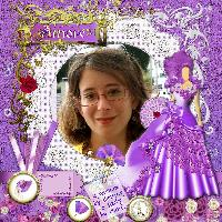 Scrapbook for Lally 2