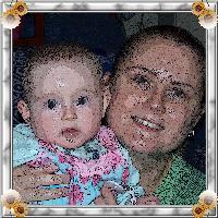 Lila and Mummy