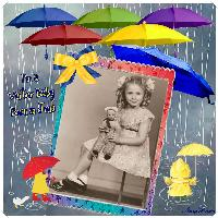 I'm a Rainy Day Girl