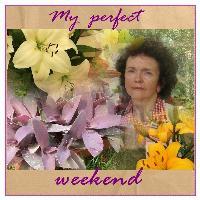 My weekend