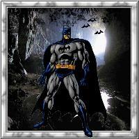 Batman's Batcave