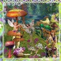 Fairy Oasis