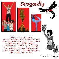 Dragonfly Cheerleading