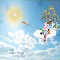 Surreal: Sky Camping