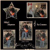 Mikel - In Concert