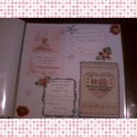 My 2nd Paper Scrapbook Page