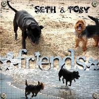 My boys Seth & Toby ( friends)