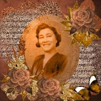 My Grandmother (Paternal)