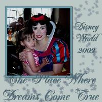 Riley and Snow White
