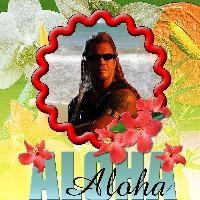 aloha the dog