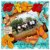 Summer Family Reunion