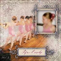 Piper's ballet concert