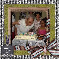 Happy 90th Birthday Tatang!