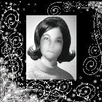 melissa the 60's chick