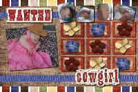 Isabella - Wanted Cowgirl