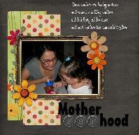 Motherhood 101  / Aug 2, 2009