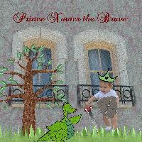 The brave prince
