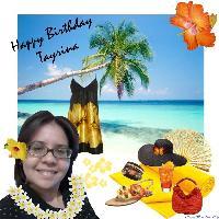 Happy Birthday Tayrina