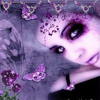Purple Glamour..