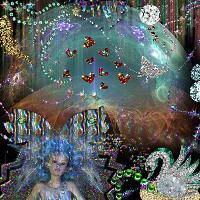 Glitter Fairy Land