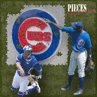 Pieces of the Cubs