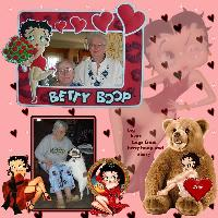 Mom and Betty Boop
