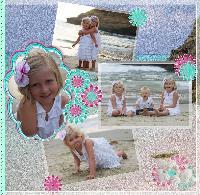 Summer Time Fun at the Beach