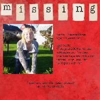 Missing: Therese