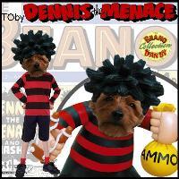 Toby-Dennis the Menace