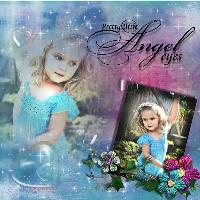 Angel eyes........