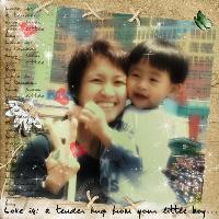 :: Hugs from My Little Boy ::