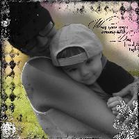 I love Caleb Hugs