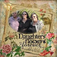 Daughters are Flowers