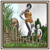 Me, Jane & U, My Lil' Tarzan