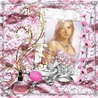Pink Ice Queen